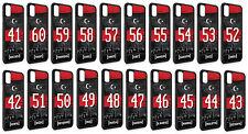 iPhone Silikon Slim Handyhülle Case Cover Schutz Türkei Türkiye Plaka Stadt V3