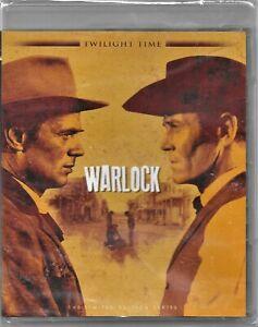 Warlock Blu Ray Twilight Time Region Free Inc Registered Post