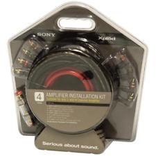 Sony 4 Gauge Amplifier Installation Kit SONY4GA