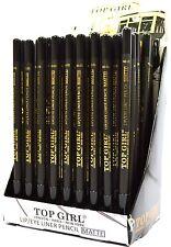 Eye/Lipliner Job Lot, Box of 54 Pcs, Black Colour, As Pictured, Wholesale,