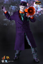 Hot Toys Joker DX08 1/6 Figure From Batman 1989 In Stock DX 08 NEW with BOX