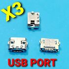 Amazon Kindle Fire 5th Gen SV98LN USB Dock Connector Charger Charging Port 3X