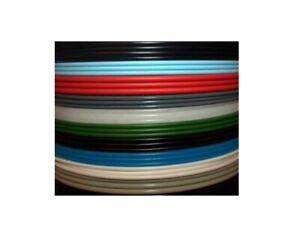 Kunststoffschweißdraht | rund 4mm | PE PP PVC | 2,99 €/m Meterware |