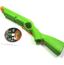 MARTIAN PANIC Nintendo Wii Game - Gun Accessory Included