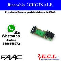 3600275 FAAC SCHEDA ELETTRONICA INSERITORE T11E