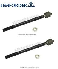 For Volvo XC60 10-17 Set of Left & Right Inner Tie Rods OEM Lemfoerder 31451037