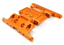 C26723ORANGE Integy Billet Side Rail Mount for Axial 1//10 SCX-10 Scale Crawler 2
