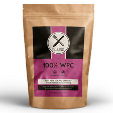 100% Grass Fed New Zealand Whey Protein Concentrate (WPC) - 4kg