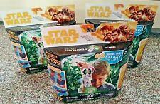 3 Star Wars Force Link 2.0 Starter Bluetooth Controller & Han Solo Figures NIB