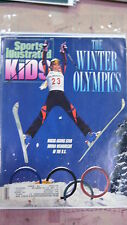 February 1992 Donna Weinbrecht Olympic Skiing Sports Illustrated For Kids