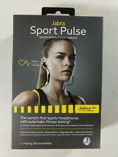 Jabra Sport Pulse Special Edition Bluetooth Wireless Headset 100-96100010-02 BLK