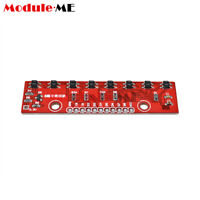 8-Channel Tracking Module Hunt Module 8Bit Infrared Detection Sensor Module