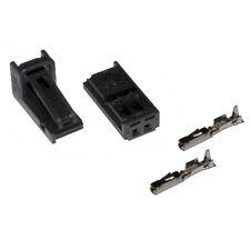 Stecker 2-polig Reparatursatz für VW 4B0971832 Skoda Seat Audi weiblich Crimp
