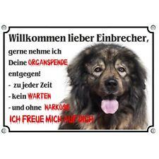 Dog Tag Sarplaninac Warning Sign organ donation-Weatherproof Funschild