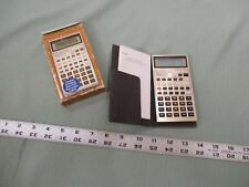 Construction master II calculator converts dimensions estimates board feet