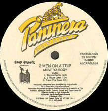 2 MEN ON A TRIP - Jack Serenade / Move Ya Body - Panthera
