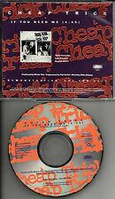 Robin Zander CHEAP TRICK If you Need Me ULTRA RARE PROMO Radio DJ CD single 1990