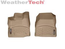 WeatherTech FloorLiner Floor Mats for Equinox/Terrain - 10-11 - 1st Row - Tan