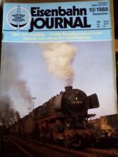 Eisenbahn Journal 10 1988 -- Die 410-PS Einheitstriebwa