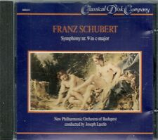 CD CLASSIQUE--FRANZ SCHUBERT--SYMPHONIE N°9 C-MAJEURE