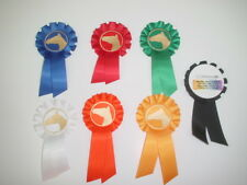 HORSE AWARD ROSETTES,CLUBS,EVENTS,PARTYS,PONY CLUBS
