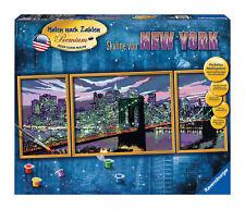 Malen Nach Zahlen New York
