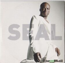 SEAL PROMO CD ALBUM KILLER,CRAZY,PRAYER FOR THE DYING,KISS FROM A ROSE (12 TKS)