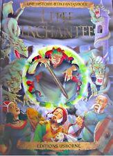ANDY DIXON/SIMONE BONI l'épée enchantée HISTOIRE-JEUX FANTASTIQUE 1998 USBORNE++