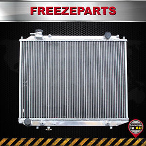 Aluminum Radiator For Ford Courier / Ranger Mazda Bravo / BT50 96-11 MT & Auto