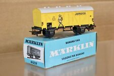 MARKLIN 4509 DB JAMAICA BANANENWAGEN BANANA WAGON BOXED np