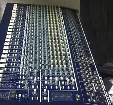 Behringer MX2442A Eurodesk 24-Ch 4 Bus Mixing Consosole