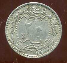TURQUIE  20 para 1327 1914  ( 6 )   ( bis )