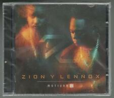 ZION & LENNOX MOTIVAN2 SEALED CD NEW