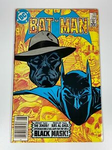 Batman #386 - First Appearance of Black Mask (VF- 7.5 Condition)