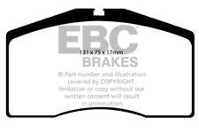EBC Orangestuff Front Brake Pads Porsche 911 (993) 3.8 Carrera RS 4 (95 > 97)