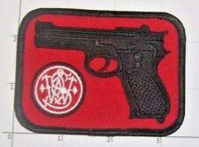 Smith & Wesson Pistol Patch SW S&W 500 686 40