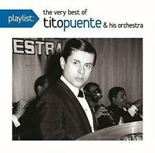Tito Puente - Playlist: The Very Best Of Tito Puente & His Orch [CD New]