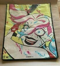 SDCC 2019 HARLEY QUINN BACKPACK FROM SAN DIEGO COMIC CON UNUSED EXCLUSIVE