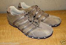 12103/ Womens SKECHERS Leather Athletic Walking Running  Shoes ~ Ladies shoe 9