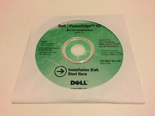 Dell Windows Power Edge-sc Server Systems Software 2 Disk