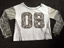 Girls  converse Top Aged 4-5 Years BNWT