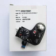 Panasonic Lumix DMC-FZ200 Top Operation black unit button switch K0RB01700001