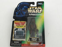 STAR WARS POWER OF THE FORCE CHEWBACCA WITH FREEZE FRAME ACTION SLIDE