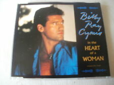 BILLY RAY CYRUS - IN THE HEART OF A WOMAN - UK CD SINGLE