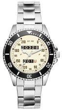 KIESENBERG Uhr - Geschenke für BMW 328 Fan Tacho 20754