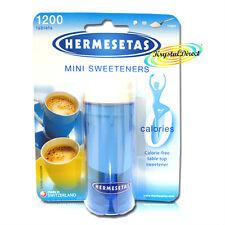 Hermesetas Mini Sweeteners Original Calorie Free Tablets 1200