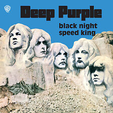 "Deep Purple - Black Night Speed King 7"" - RECORD STORE DAY 2015 - SEALED - RSD"