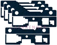 5x Rahmen Kleber Klebepad Glas Adhesive Sticker Frame Sony Xperia XA1