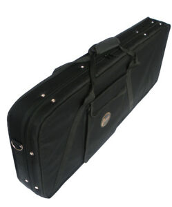 Electric Guitar Case Hard foam pod Robust light weight case by Clearwater