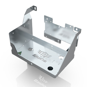 AUXILIARY/DUAL BATTERY TRAY TO SUIT TOYOTA LANDCRUISER 76 78 79 SERIES V8